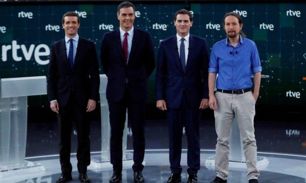 Debates electorales de 2019: un análisis periodístico